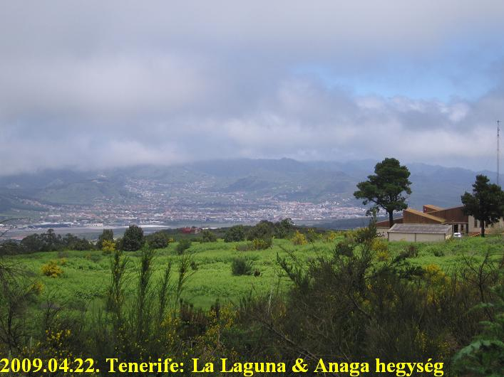 Anaga mountains hegység + La Laguna