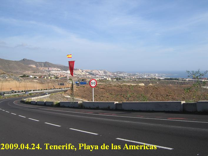 Tenerife, Playa de las Americas