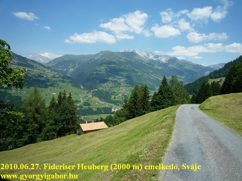 Fideriser Heuberg / Arflina - bicycle / bringatúra