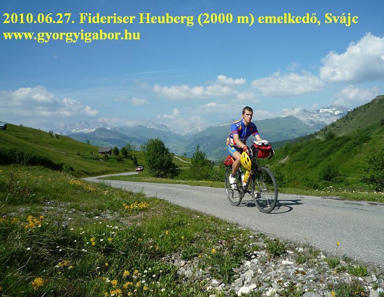 Fideriser Heuberge / Berghaus Arflina  -  Györgyi Gábor