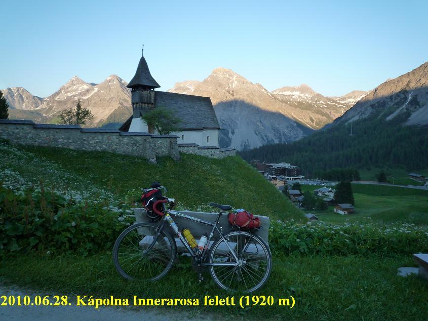 Arosa , Innerarosa - bicycle / bringatúra