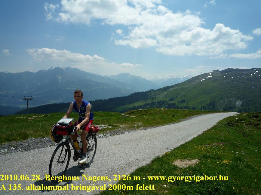 Berghaus Nagens, Flims, Laax, Schweiz  - Györgyi Gábor