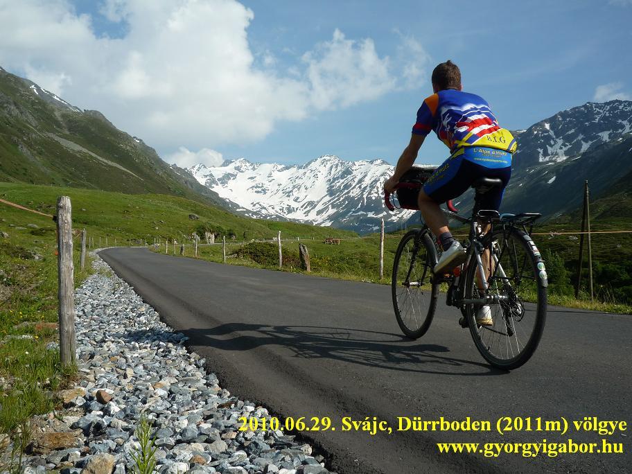 Dürrboden / Dischmatal / Alpen, Alps , Alpok -  Györgyi Gábor