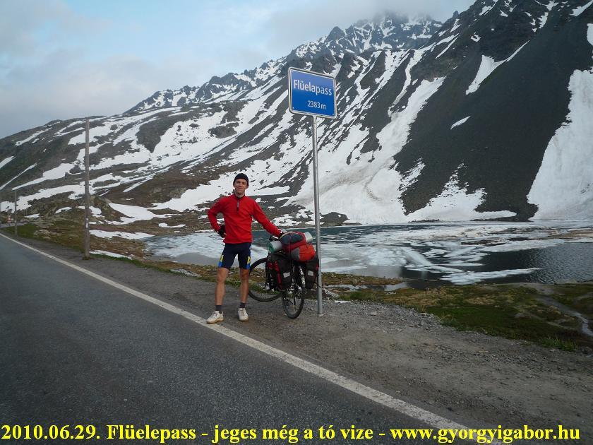 Flüelapass Alps Alpok Alpen -  Györgyi Gábor 2010