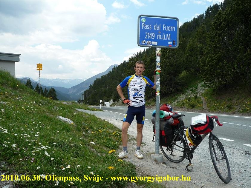 Ofenpass / Passo dal Fuorn - Alps Alpok Alpen -  Györgyi Gábor 2010