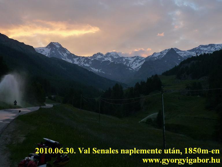 Maso Corto , Val Senales ( Alps Alpok Alpen ) Györgyi Gábor 2010