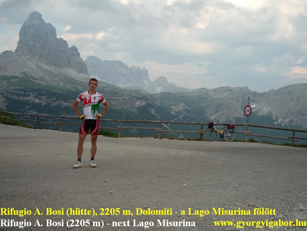 Monte Piana / Rifugio Bosi   -  Györgyi Gábor