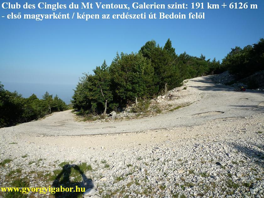 Mont Ventoux 4-szer 1 nap alatt, Györgyi Gábor 2010