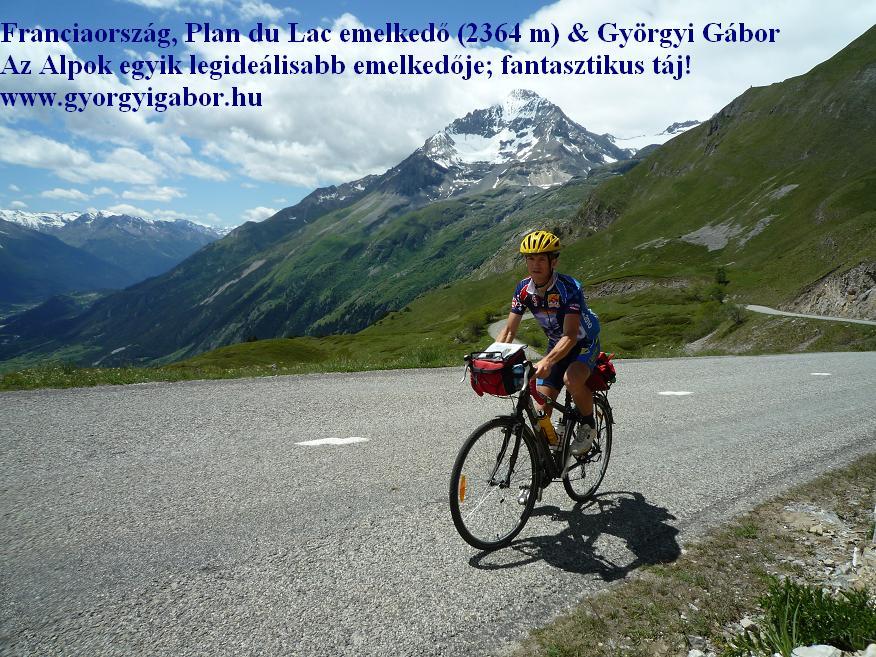 Györgyi Gábor & Plan du Lac (2364 m)