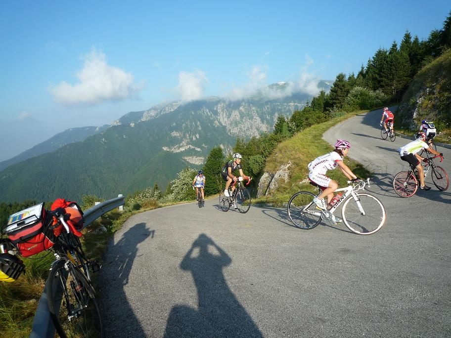 Györgyi Gábor :  Monte Grappa challenge