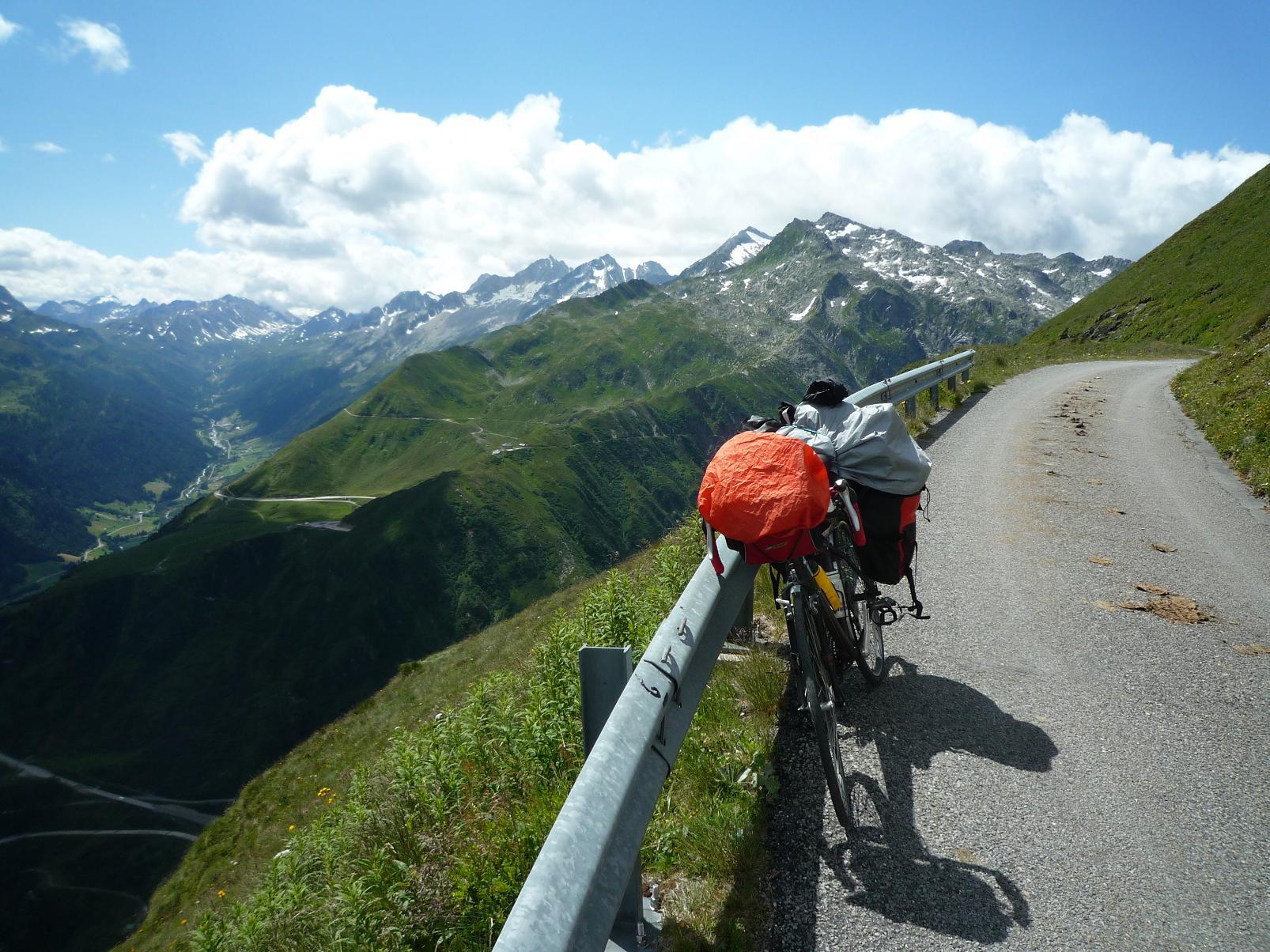 Györgyi Gábor & Passo Scimfuss (2242 m)