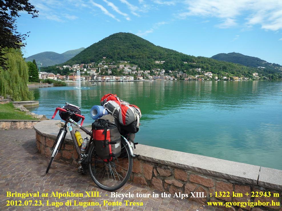 Györgyi Gábor : Lago di Lugano