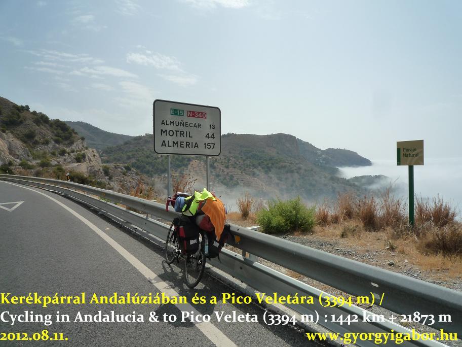 Györgyi Gábor - Pico Veleta , Andalúzia , Andalucia, Nerja , Costa del Sol