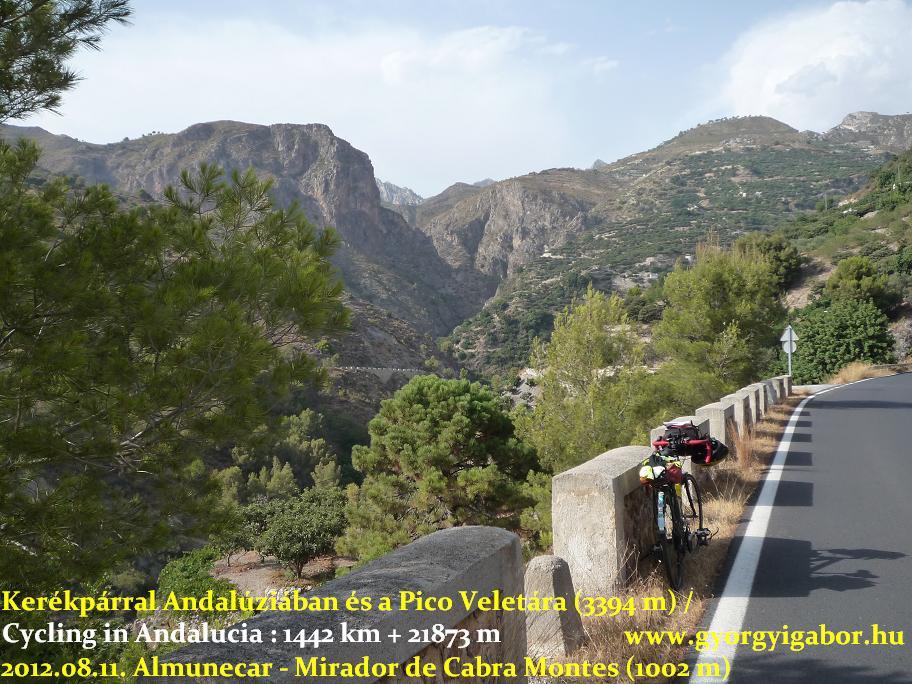 Györgyi Gábor - Pico Veleta , Andalúzia , Andalucia, Mirador cabra MOntes