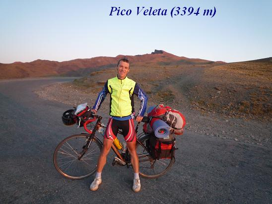 Györgyi Gábor :  Pico Veleta