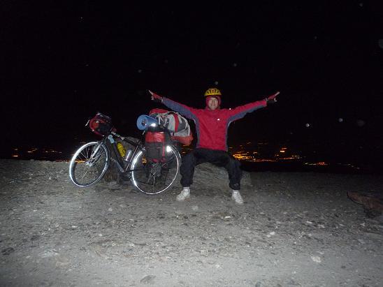 Györgyi Gábor :  Pico Veleta bringatúra / bicycle tour