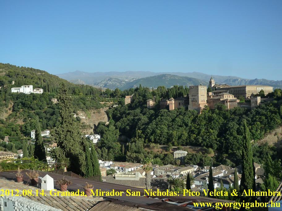 Györgyi Gábor - Pico Veleta , Andalúzia , Andalucia, Granada
