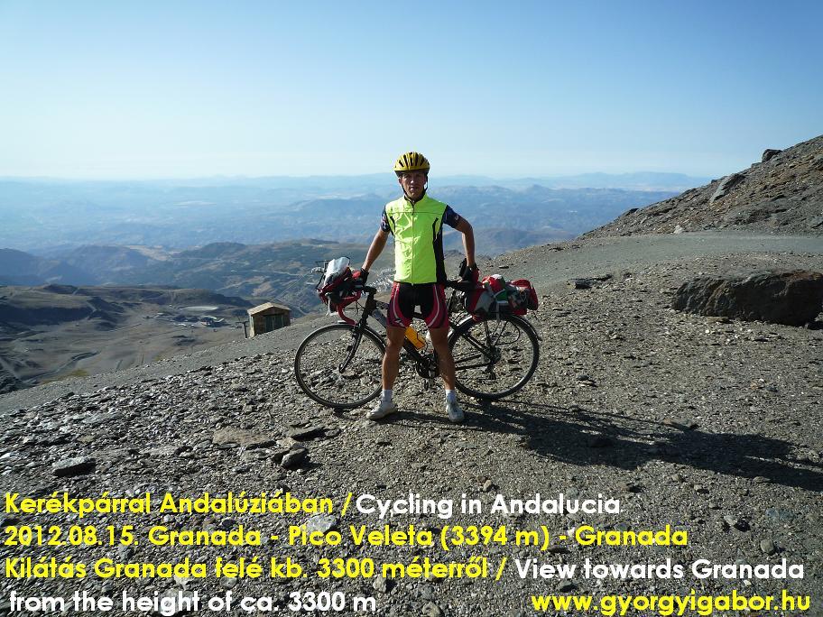 Györgyi Gábor - Pico Veleta , Andalúzia , Andalucia