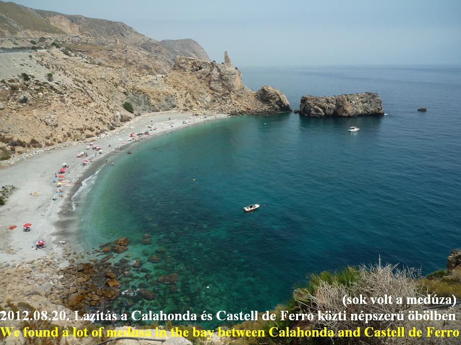 Györgyi Gábor :  Andalúzia kerékpárral / Andalucia bicycle tour - Castell de Ferro / Costa del Sol