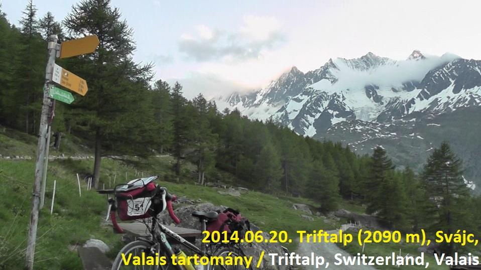 Triftalp, valais, Suisse, Switzerland;  Györgyi Gábor